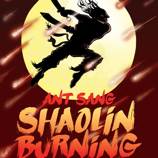 Shaolin Burning_cover